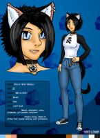 Evie's biography 2011 by Trunks82