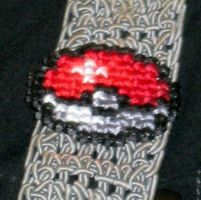 Pokeball by StitchPlease