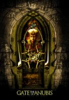 The Gate of Anubis by luh-yart