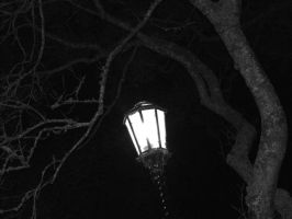 A light in the dark by Obey-the-soapbubble