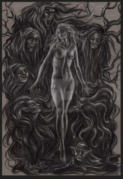 The Seven Sins by Asteri-A
