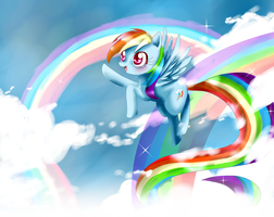 Rainbows by Haruliina