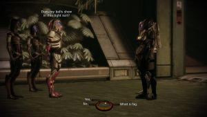 A Mass Effect 2 Funny by Rastifan