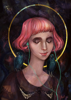 Strangeness And Charm by Hel-gi