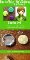How to Make Chie's Buttons by chostett