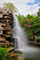Stockvault-zoo-waterfall---hdr133080 by SHEBIS