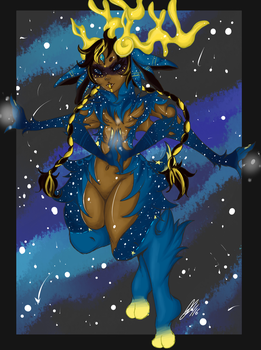 Stardust by AndromedaDevil