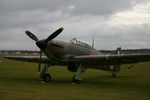 hawker hurricane HA C by Sceptre63