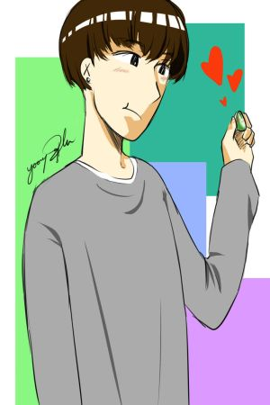 Sungha and his guitar pick by OtakuSyra