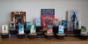 Book Cupcakes by sparks1992