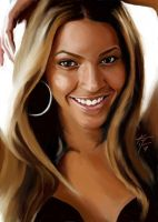 Beyonce' by karl-anthony