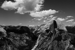 Half Dome - Yosemite. by AndrewDBarker