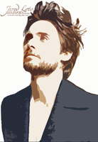 Jared Leto Vector ART by AsiiMDesGraphiC