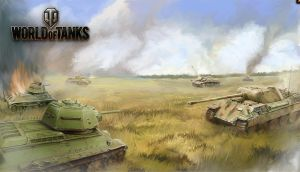 World of Tanks by alphacat-1