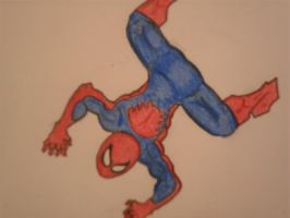 spiderman by kylemulsow