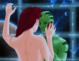 Thane Krios - why we can't have normal LI by SubetaK