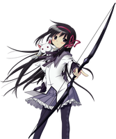 Homura-chan by VestigeL