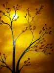 MOMs favourite Tree. With layered background by ShaunLeeSamson