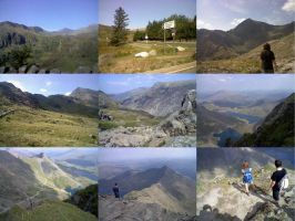 Snowdonia National Park by EpicOverload