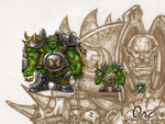 Orc icon by leon-gao