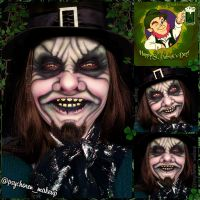 Evil Leprechaun Buzz by psychoren