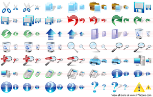 Basic Vista Icons by jpeger