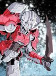 Transformers IDW: Arcee by Clu-art