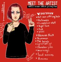 Meet the artis by NightGH0st