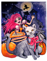 Halloween by millykins