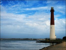 Barnegat Lighthouse by mydigitalmind