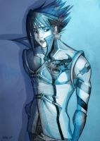 blue sasuke by kika1983