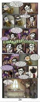 SB: The Experiment pg26 by A7XSparx