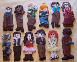 Firefly Gingerbread Cookies by Firefly-Club