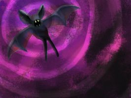 Zubat by FluorescentGent