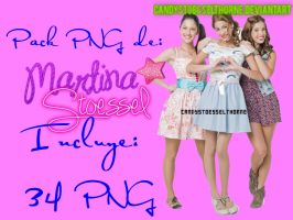 Pack de Martina Stoessel en PNG by CandyStoesselThorne