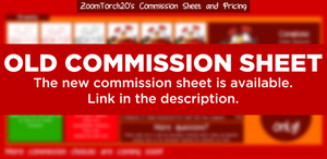 Mxls - Commission Sheet (2016 Edition) [OPEN] by ZoomTorch20