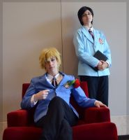Welcome to the Ouran High School Host Club by Faxen