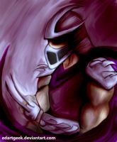 Master Shredder by EdArtGeek