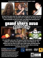 GTA: Nerd City Back Cover by Ansem87