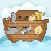 Noahs Ark by angiers