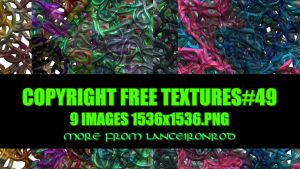 Copyright Free Textures#49 by LanceIronrod