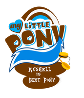Commission: Kushell is best pony! by Topas-Art