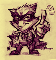 League of Legends EG Teemo Sketch by Austin-Hodge