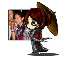 Trade : Chibi Graceyanneiseki by EdlouieArts