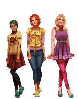All Grown Up: As Told By Ginger Preview by IsaiahStephens