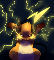 Electric Shock by Cherkivi
