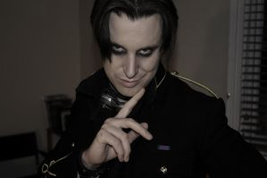 The CLiche Pose by JimmyDanzig