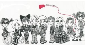 The Black Parade by ZOMBIES-GO-RAWR