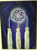 The Dreamcatcher by Marybriannemckay