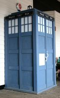 Stock - Tardis  2 by OghamMoon